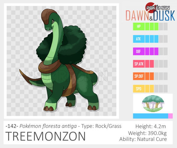 142 - TREEMONZON by Lucas-Costa on DeviantArt