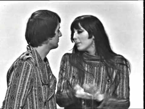 Sonny & Cher - Little Man (France, 1966)