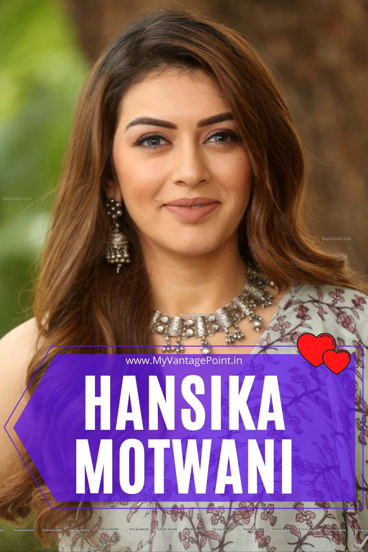 Hansika Motwani's Hottest Photos & News Updates in 2020