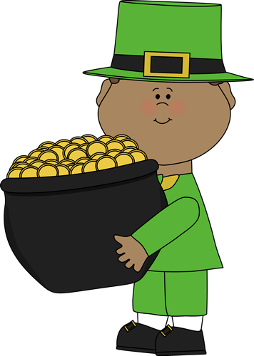 Pirate Girl This Pirate Knows How To Find Gold St Patricks Day Clipart Pot Of Gold Image St Patricks Day