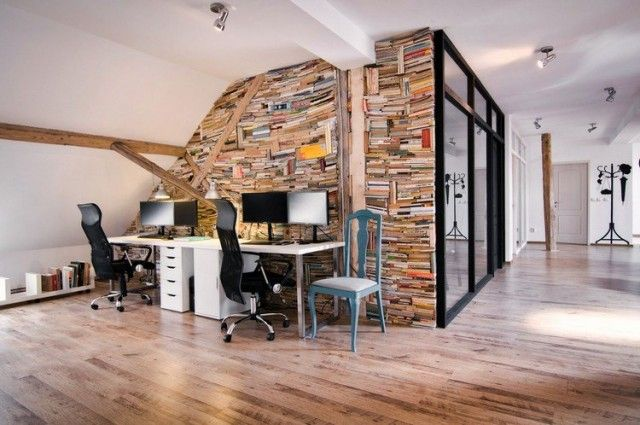 Amnagement bureau la maison en 52 ides dcoratives superbes