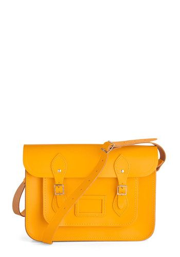 39097bd17c8d The Cambridge Satchel Company Poppy Bag in Mustard - 11