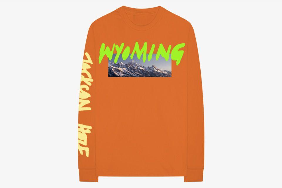 Kanye West Just Dropped New Wes Lang Designed Longsleeves Long Sleeve Tshirt Men Long Sleeve Kanye West