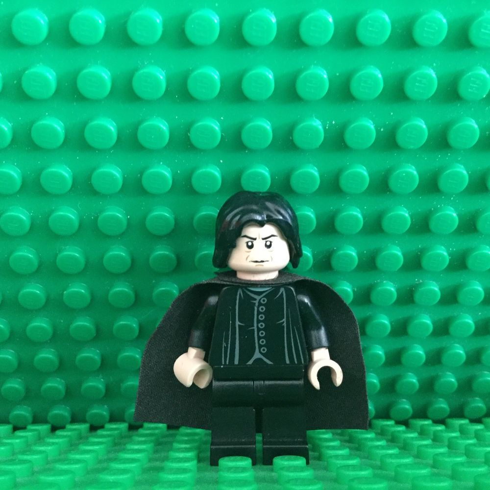0480f777d LEGO - Harry Potter - Professor Severus Snape - set 4842 Hogwarts Castle HP