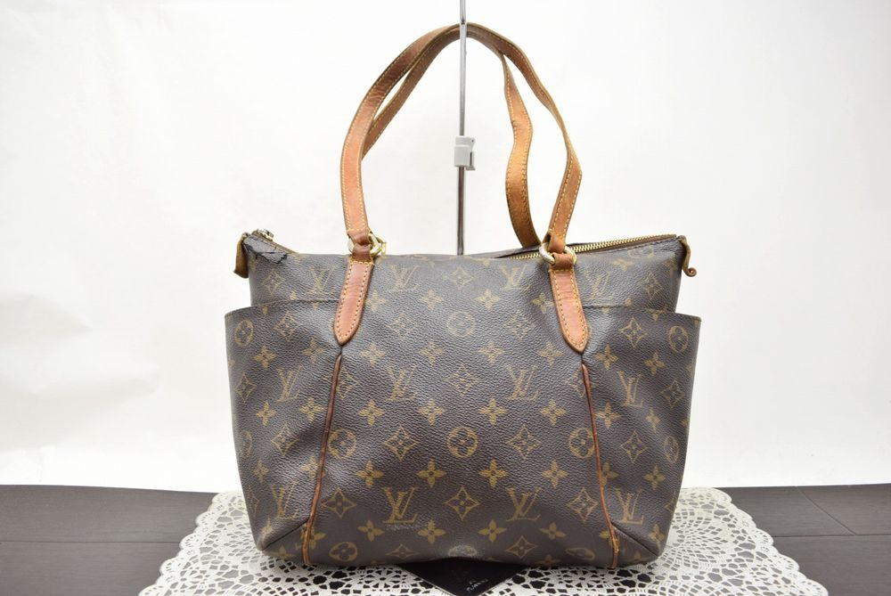 47e88d2936e Authentic Louis Vuitton Tote Bag Totally PM M56688 Browns Monogram 353256   fashion  clothing  shoes  accessories  womensbagshandbags (ebay link)