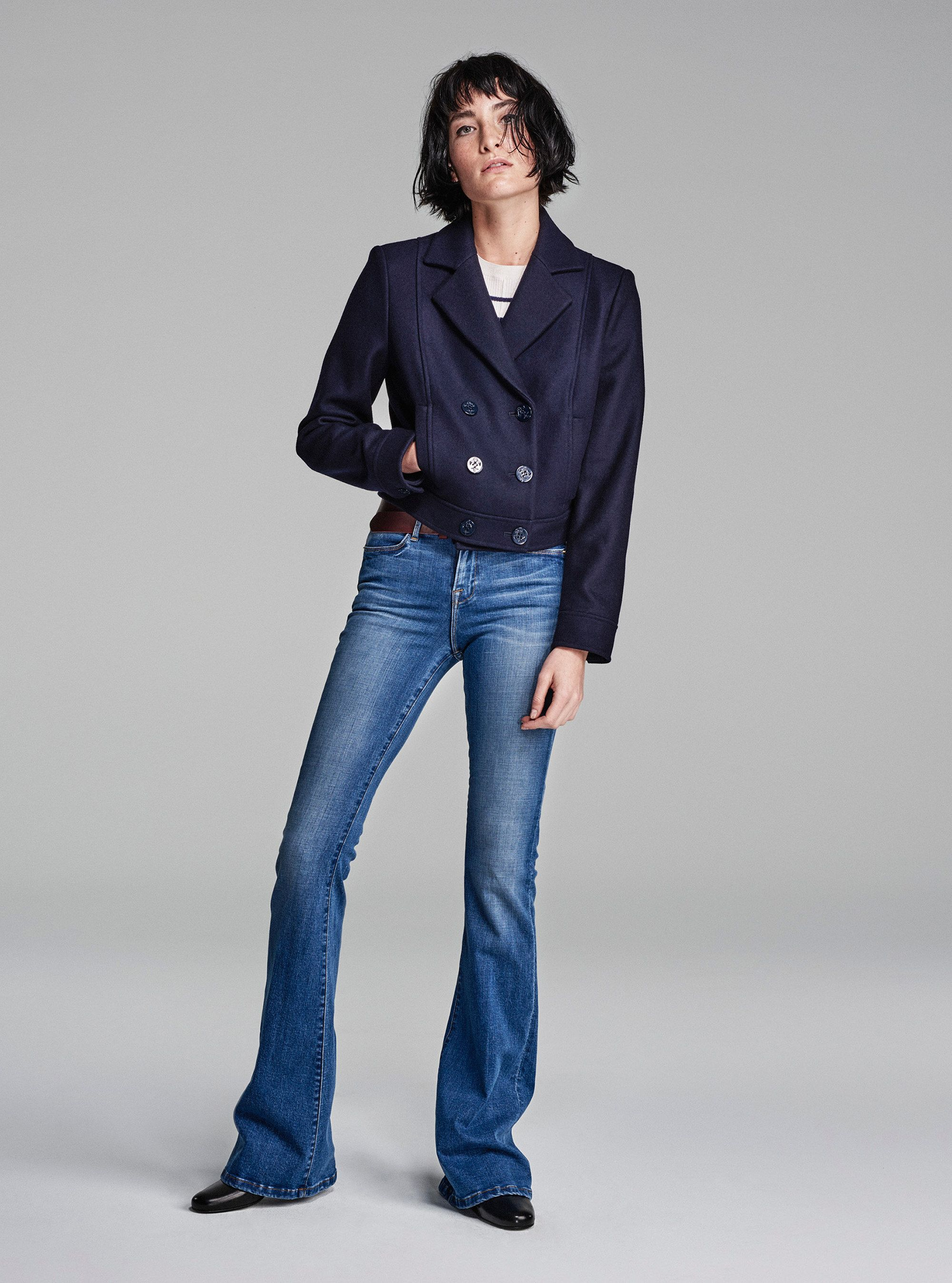 Frame Denim Fall 2016 Ready-to-Wear Collection Photos - Vogue