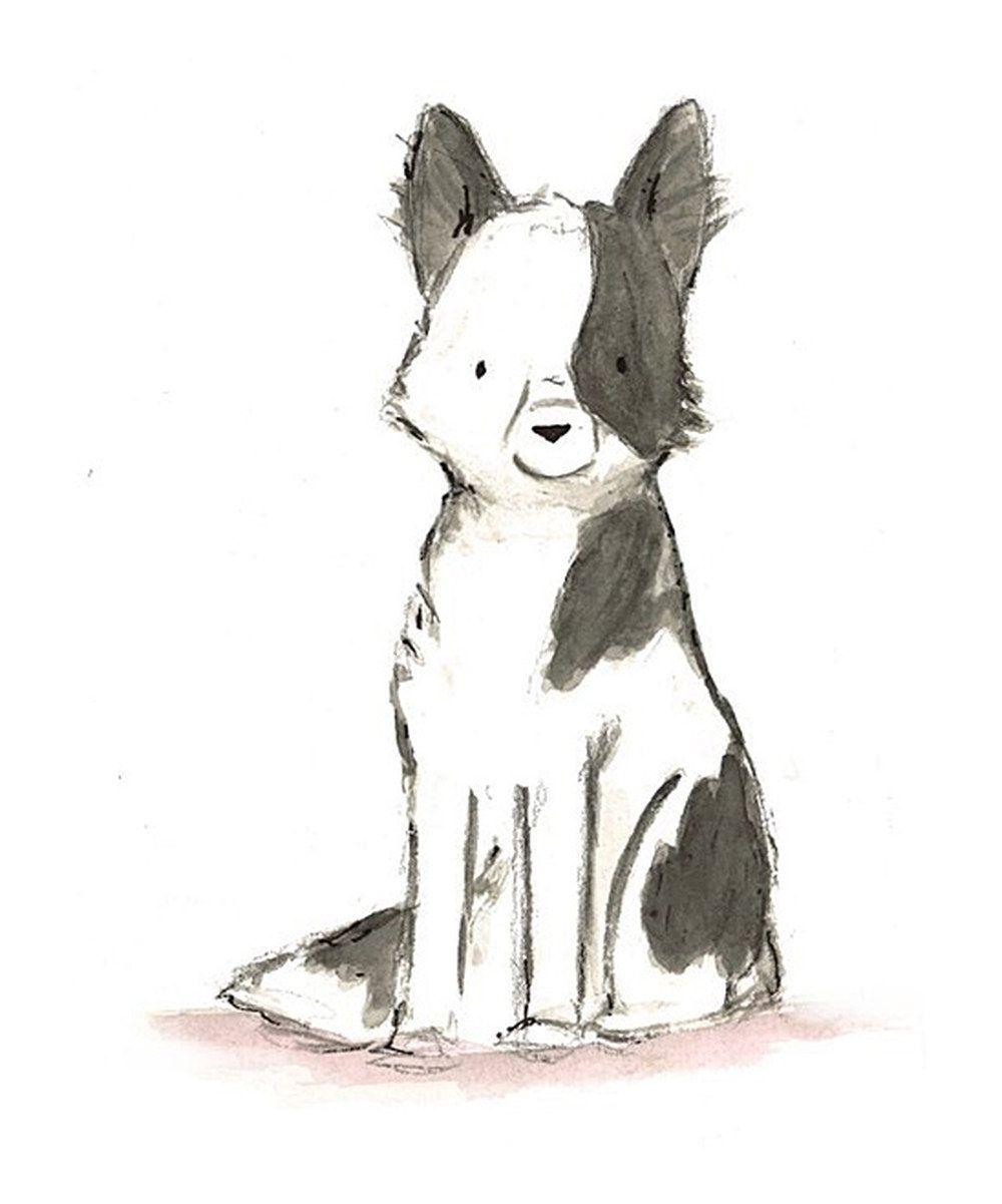 Cute dog drawings tumblr - photo#41