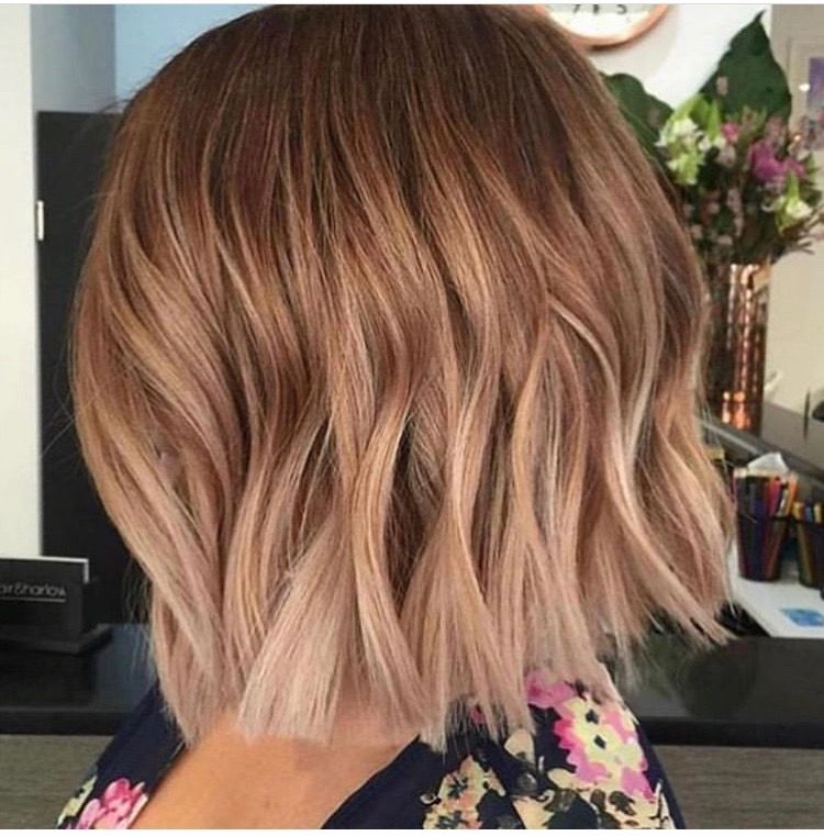 Pin By Melanie Unicorn On Hair Makeup Fashion Short Ombre Hair Haircuts For Fine Hair Best Ombre Hair
