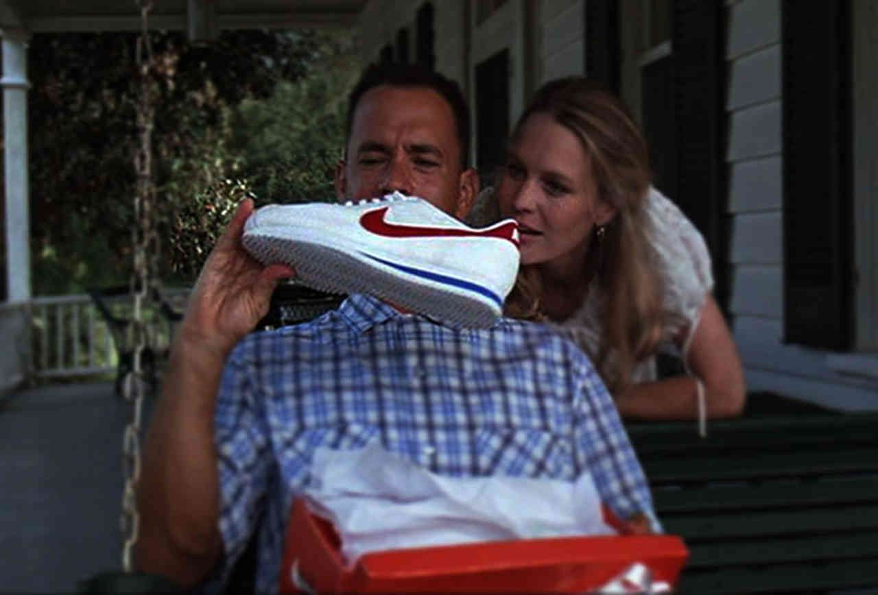 how i feel when i get new running shoes. Forrest Gump  2d9c85d69