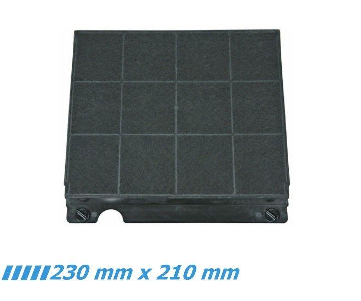 Kohlefilter modell 15 f00333 1 230x210 mm kohlefilter