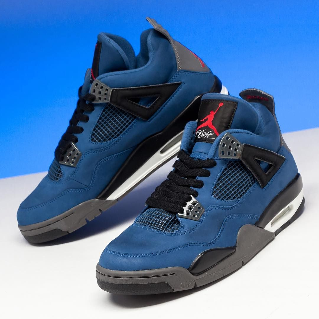 """3b54d13de578 The Eminem x Air Jordan 4 """"Encore"""" is rumored to return in 2018. Could it  be as a charity auction like 2015 s Carhartt edition  For more on this  development ..."""