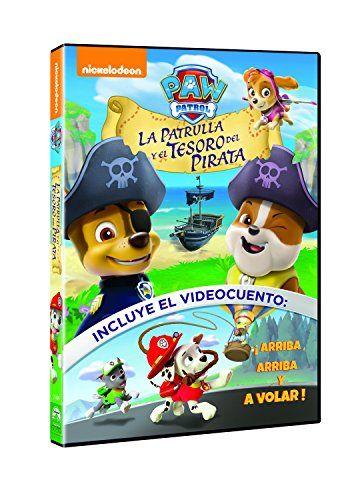 Paw Patrol La Patrulla Y El Tesoro Del Pirata Mas Info Http Www Comprargangas Com Producto Paw Pa Peliculas De Piratas Peliculas Online Gratis La Patrulla