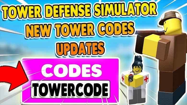Roblox Tower Defense Simulator Codes 2020 In 2020 Tower Defense Roblox Coding