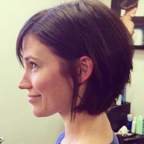 80 Top Haircuts Fur Kurzes Haar Frisuren Haarschnitt Frisur Dicke Haare