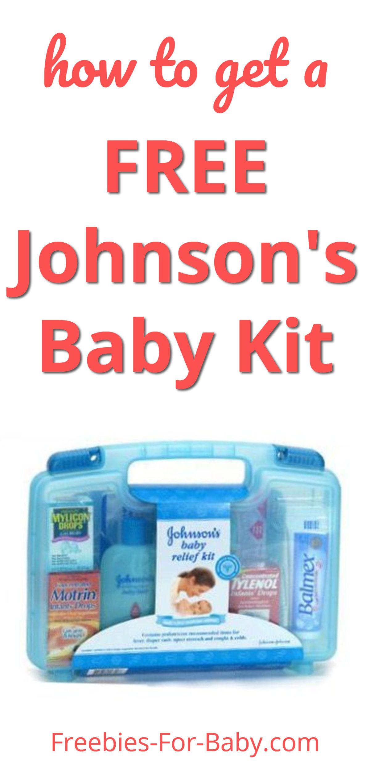 Free Johnson S Baby Kit Johnson S Baby Samples Baby Kit Baby Samples New Baby Products