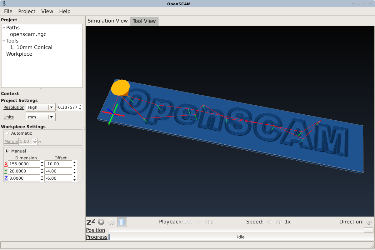 open source cnc software