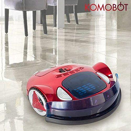 CEXPRESS Intelligente KomoBot-Robot Aspirapolvere: Amazon.it: Bellezza