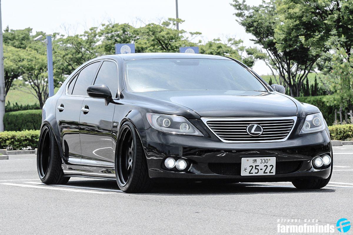Lexus ls460 vip forthedriven scion rvinyl