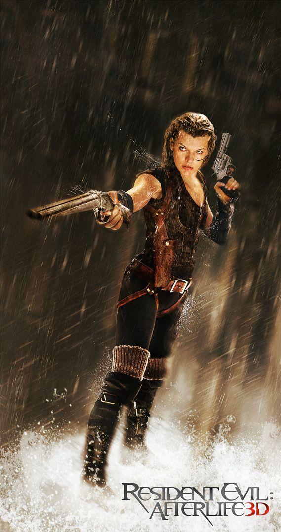 Resident Evil Afterlife Alice By Meioh Sama On Deviantart