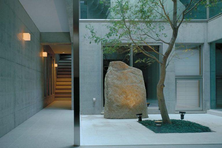Modern Minimalist Zen Gardens #zengardens