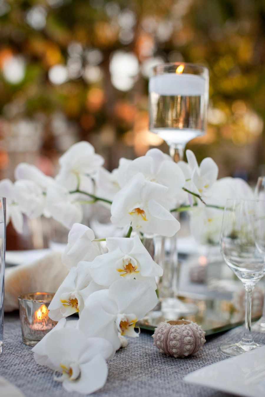 15 Stunning Orchid Themed Wedding Centerpieces | Wedding ...