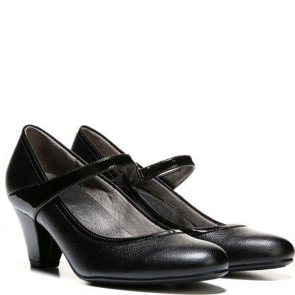 Women's Gigi Medium/Wide Slip Resistant Mary Jane Pump at Naturalizer com
