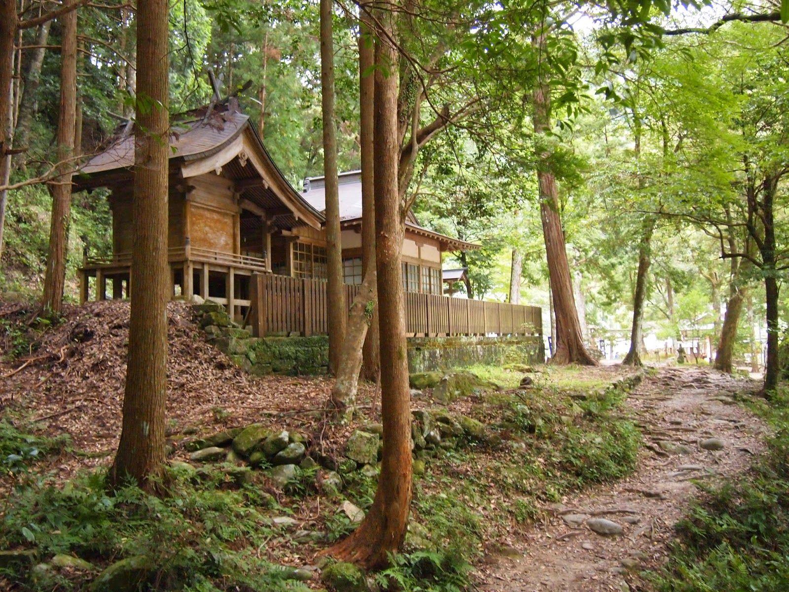 Kiri-no-Sato Takahara Hotel: A Refuge on Japan\'s Kumano Kodo ...