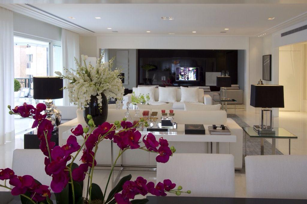 Arquiteta Christina Hamoui Decoração Pinterest Sala de estar - Decoracion De Interiores Salas