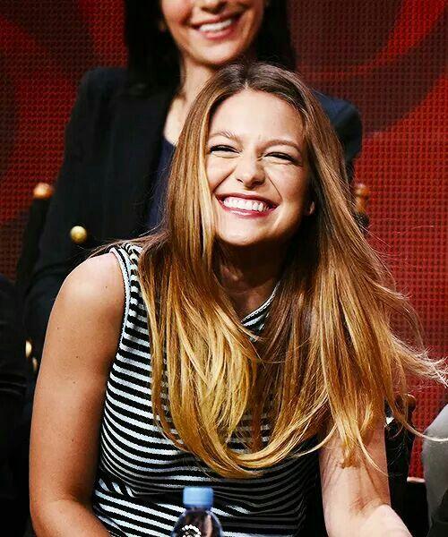 She S So Happy I Love It Melissa Supergirl Melissa Benoist Bikini Melissa Marie Benoist