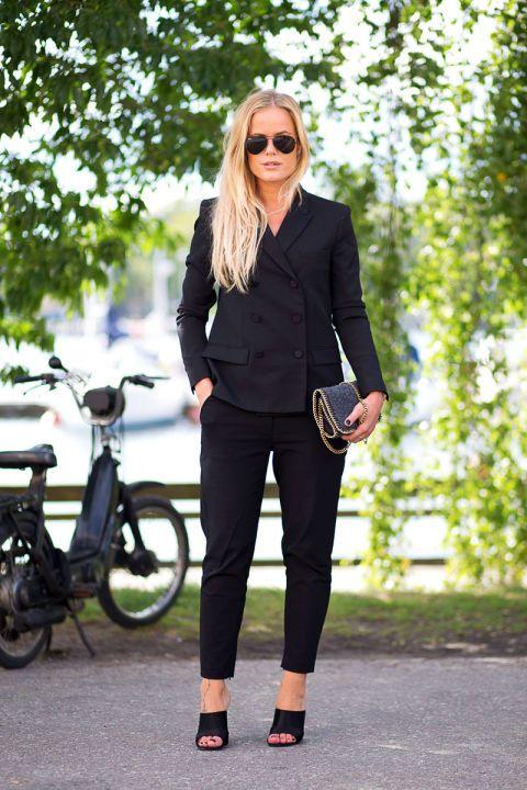 Street Style - Stockholm Spring 2015