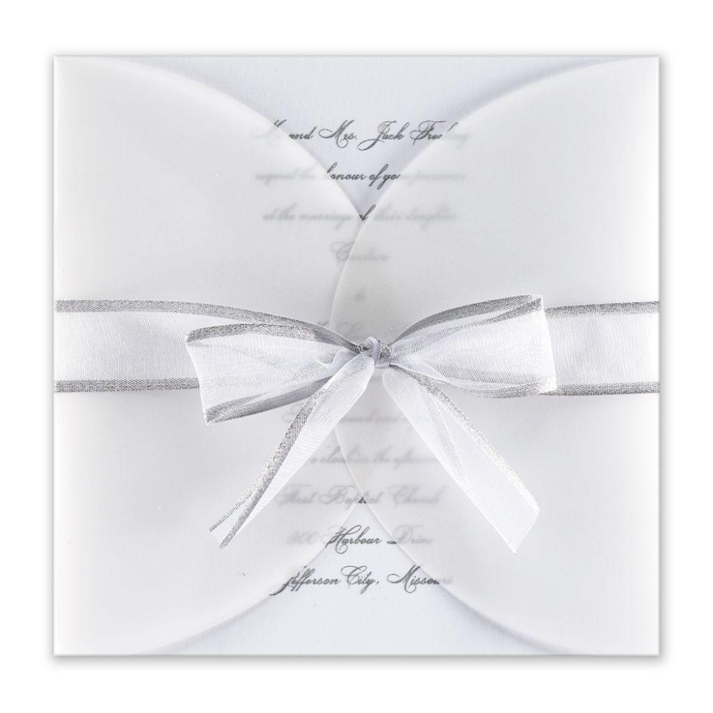 silver-wedding-invitation-cards-magnificent-anniversary-25th-wedding ...