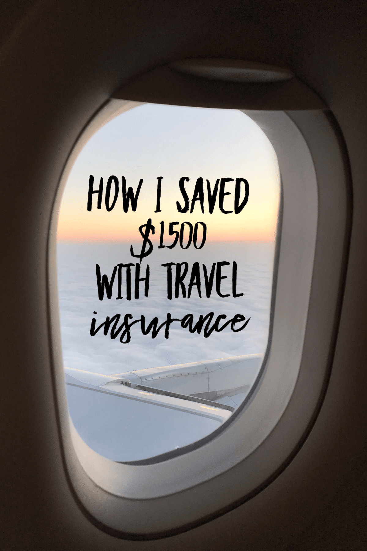 How I Saved 1 500 With Travel Insurance World Nomads Review