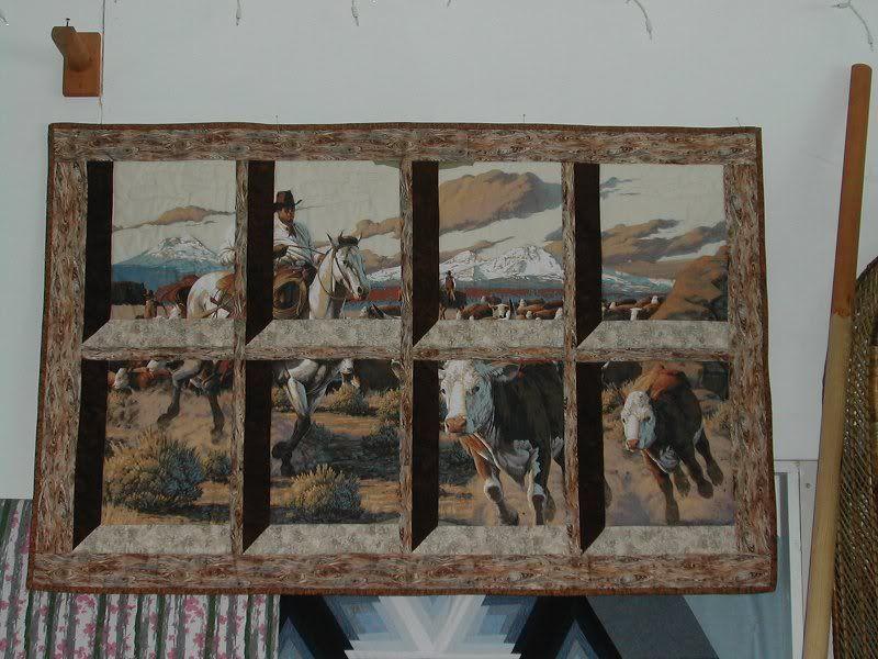 Attic Window Panel Quilts Pinterest Attic Window And