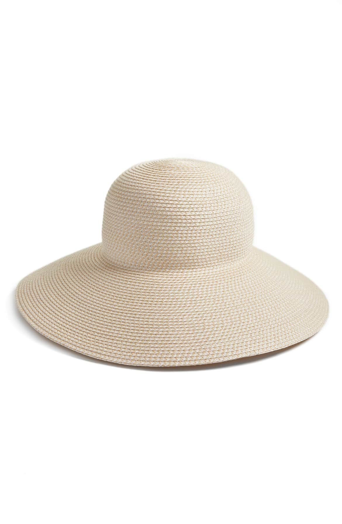 293c4efe3db892 Eric Javits 'Hampton' Straw Sun Hat | Nordstrom | My Style in 2019 ...