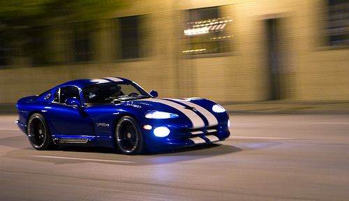 Dodge Viper GTS... I got very distracted by this picture. This car is beautiful!