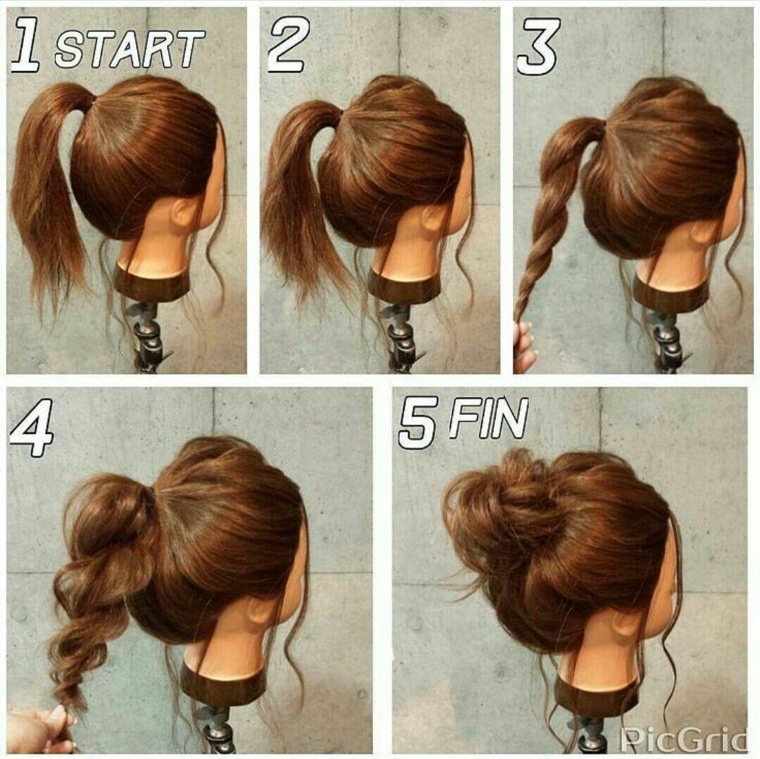 Super cute hairstyle goldilocks pinterest hair style makeup
