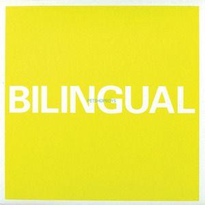 Pet Shop Boys Product Bilingual Pet Shop Boys Music Album Art Album Cover Art