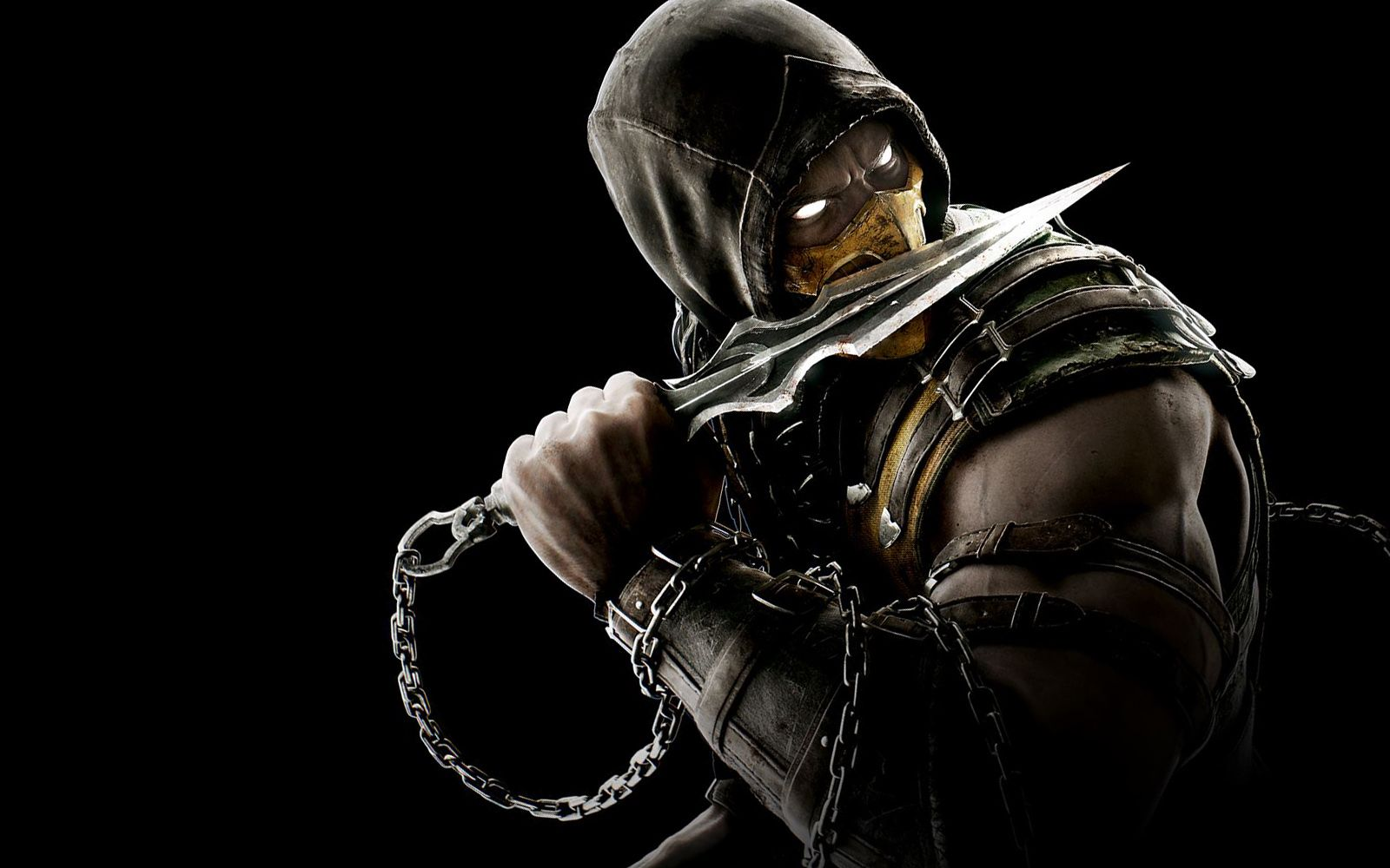 Scorpion Mortal Kombat X Game Wallpapers HD Wallpapers