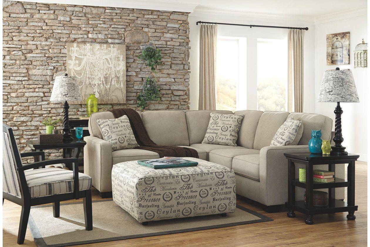 Best Alenya 2 Piece Sectional Quartz Furniture Living Room 400 x 300