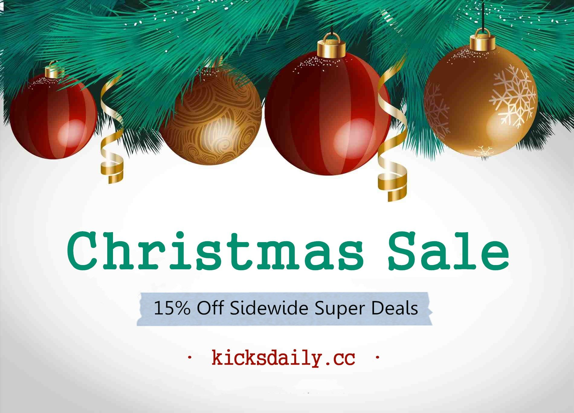 Get best Christmas gifts with good price at kicksdaily.cc | Sales ...