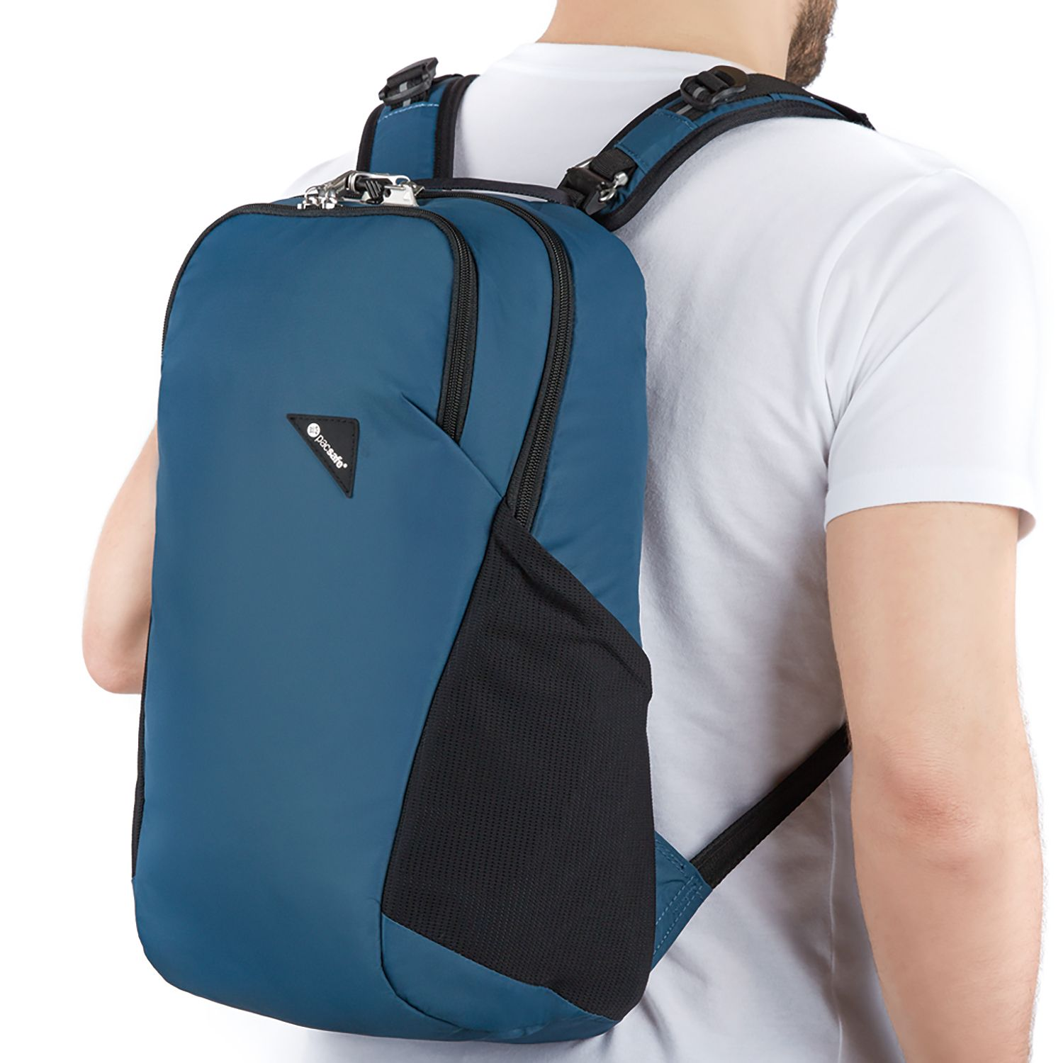 Vibe 20 Anti-Theft 20L Backpack by Pacsafe | Nomad | Pinterest ...