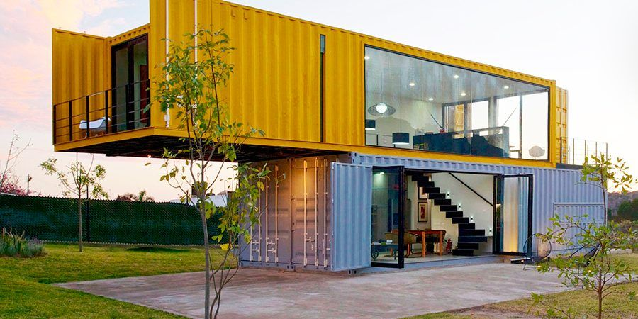 Afbeeldingsresultaat voor casas con contenedores maritimos ...