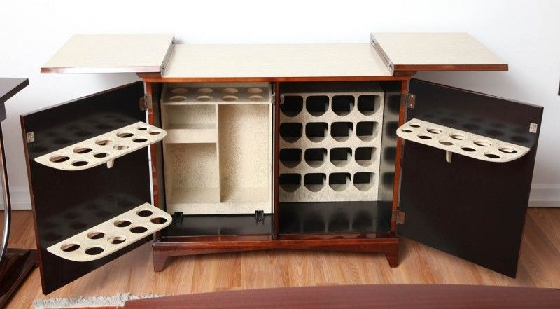 Fold Out Bar Cabinet Foter