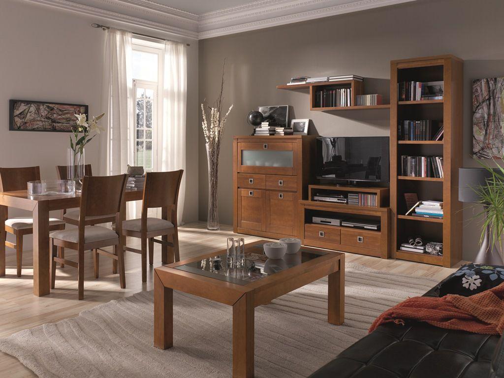 Tu hogar con muebles en color cerezo elegir bien los - Muebles de cerezo ...