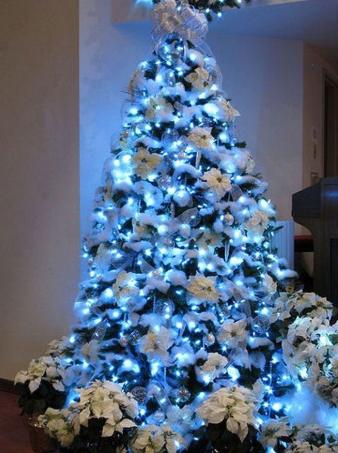 Blue christmas trees decorating ideas - Blue Christmas Tree Decorations 2015wwwmarmaristurizmorg Www 715kvzgn