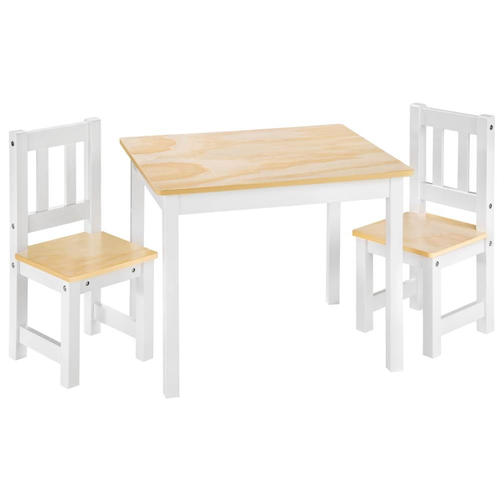 Kindersitzgruppe Alice Gunstig Online Kaufen Tectake Chaise Enfant Meuble Table Et Chaises