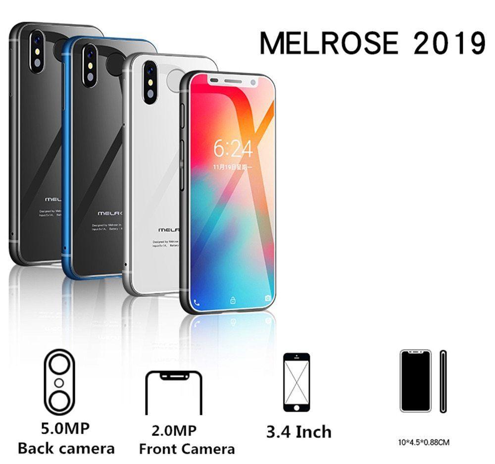 Spy Smartphone Melrose 2019 Ultra Slim 3 4 1gb 8gb Android 8 1