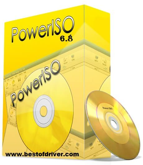 poweriso 6.1 serial key