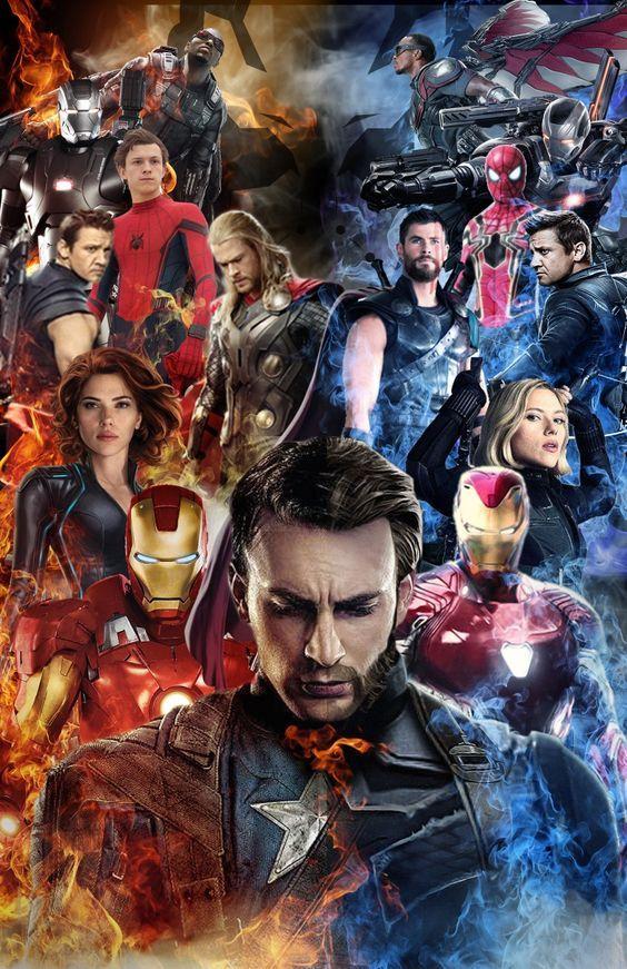 Pin Em Universo Marvel