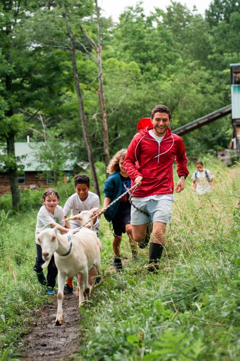 Farm & Wilderness   Summer Camps in Vermont for Kids and ...